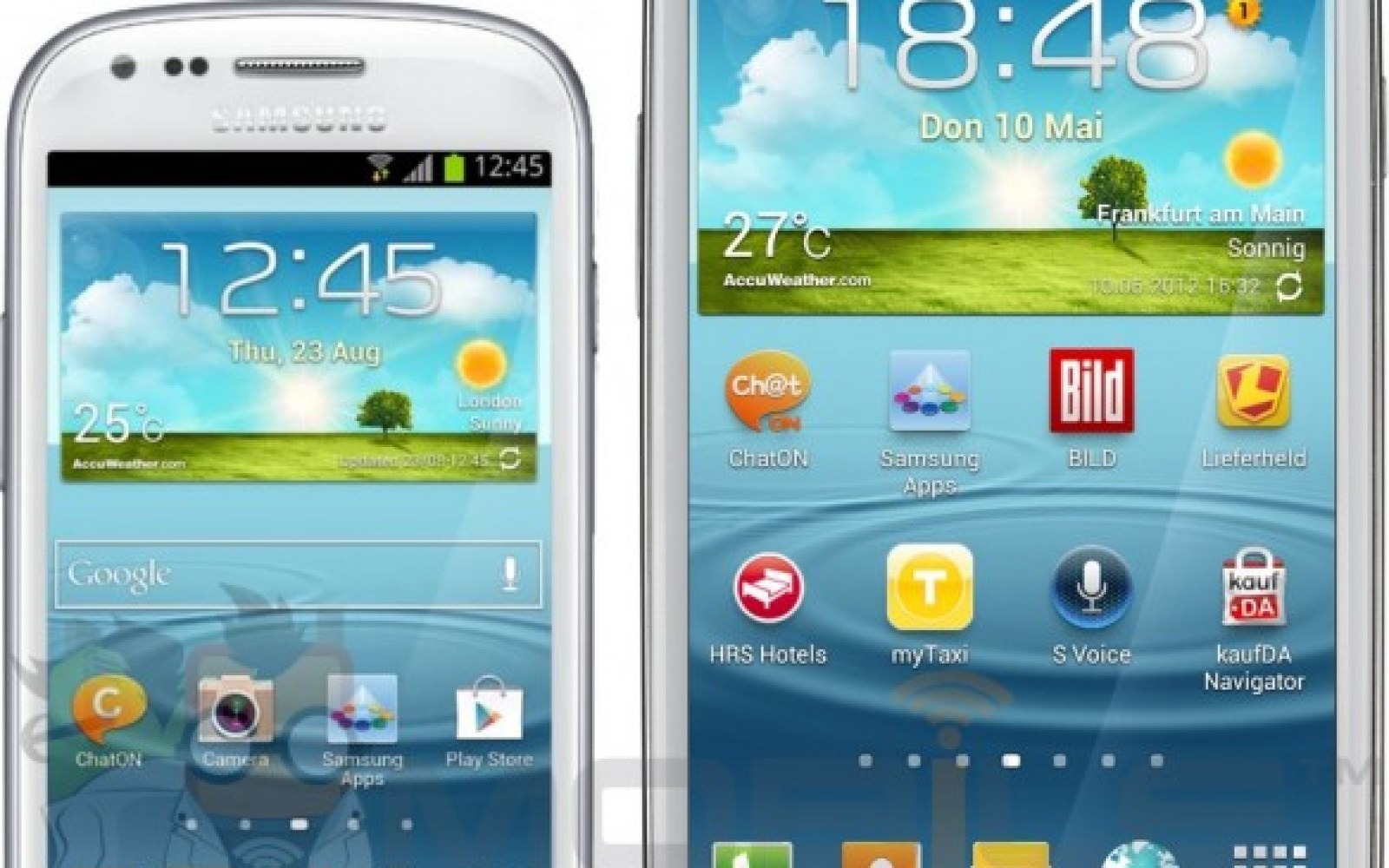 Samsung confirms 4-inch Galaxy S III Mini to be unveiled ...
