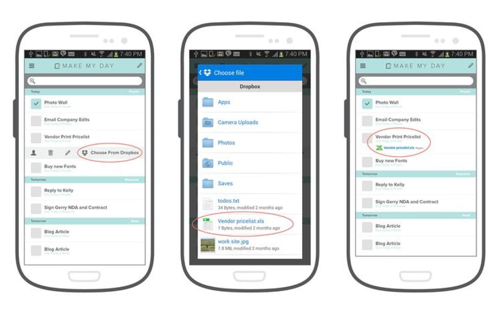 Dropbox lets third-party devs sync app data w/ new API, now