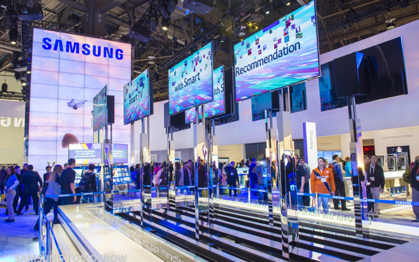 Samsung Tomorrow blog teases new products at CES 2014