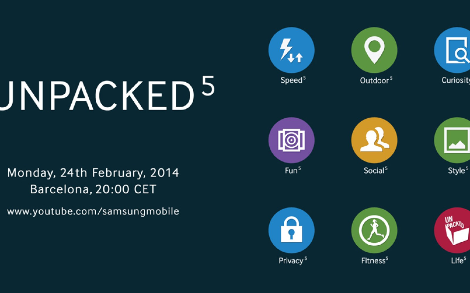 Samsung teases new-look TouchWiz, hints at possible first look at Galaxy S5 this month