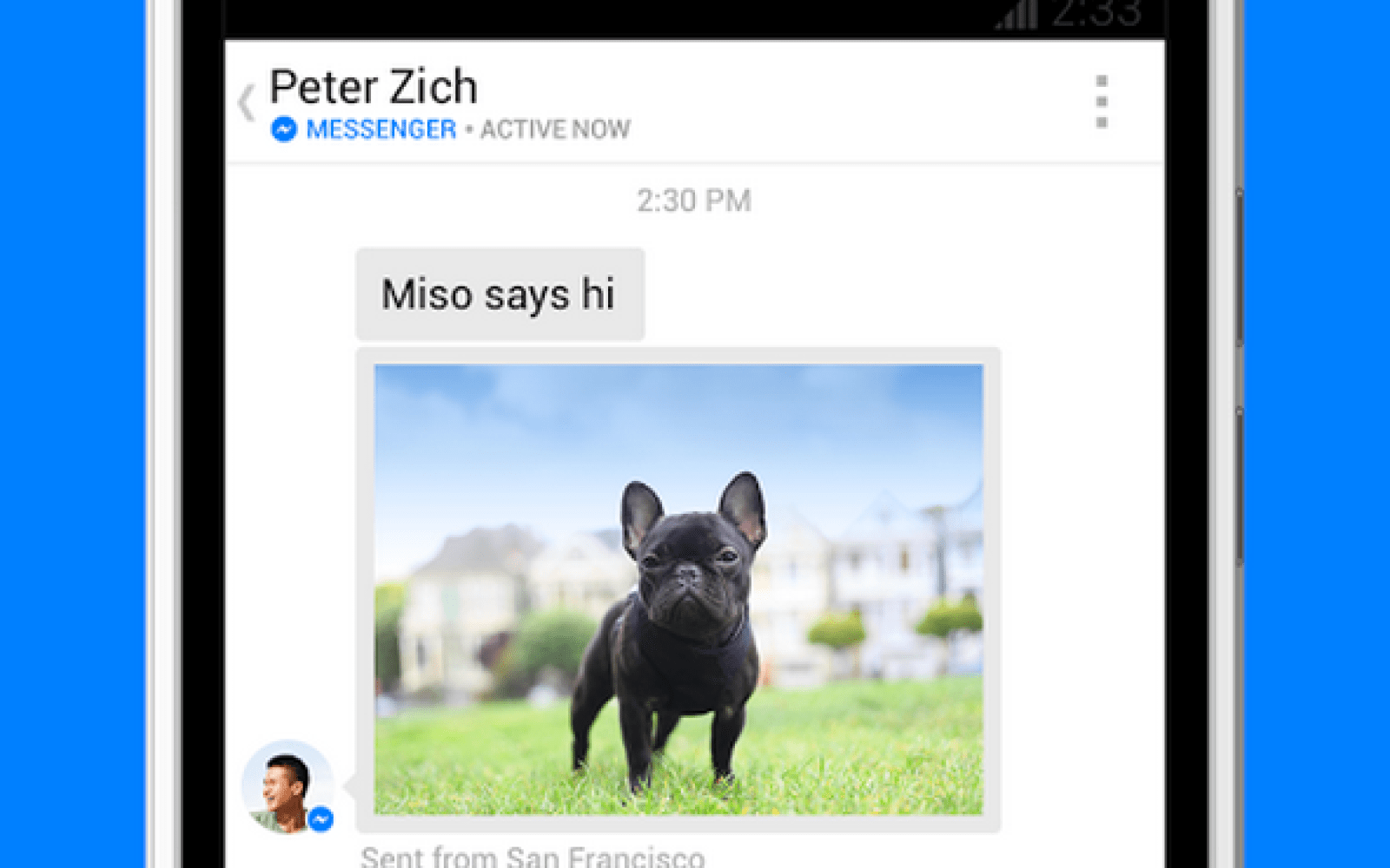 Facebook Messenger now lets you send video in messages, adds
