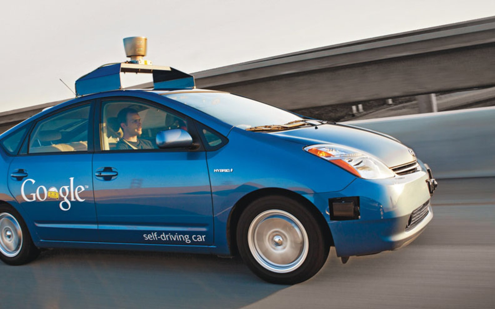 Google argues it, not the person in the driver's seat, should receive any tickets for its self-driving cars