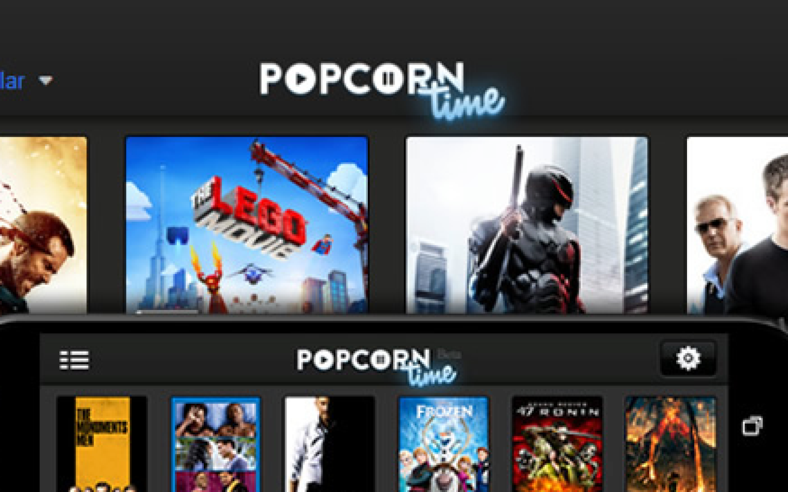 Chromecast Support Coming Soon To Controversial Movie Streaming App