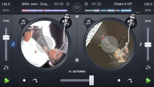 djay for android 4