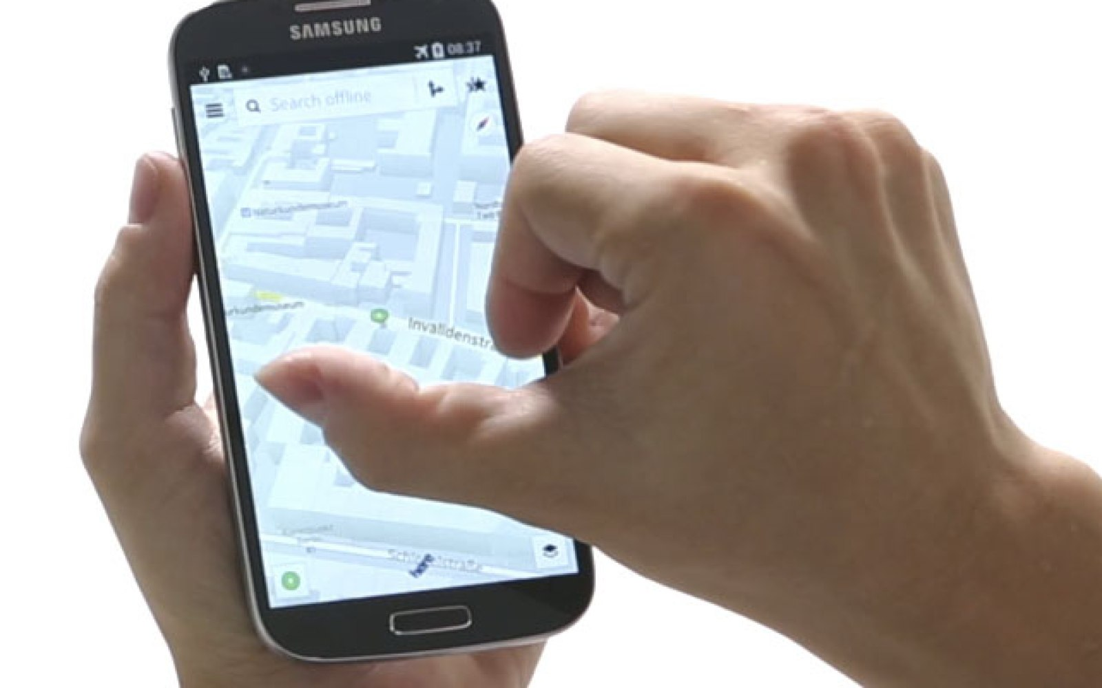 Nokia's HERE Maps now available for select Samsung Galaxy ...