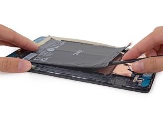 Nexus 9 teardown 2