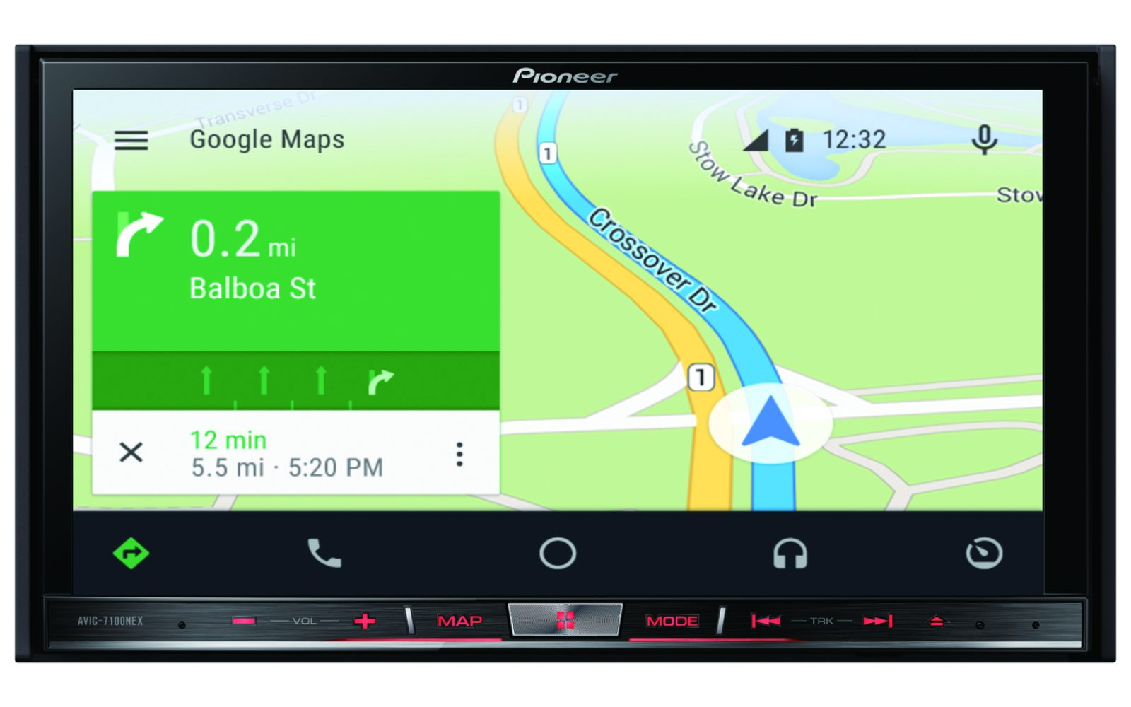 Android Auto app arrives alongside Pioneer hardware in US