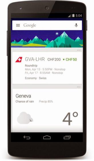 Google Flight Search Switzerland 3