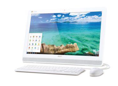 Acer Chromebase Front Left Angle