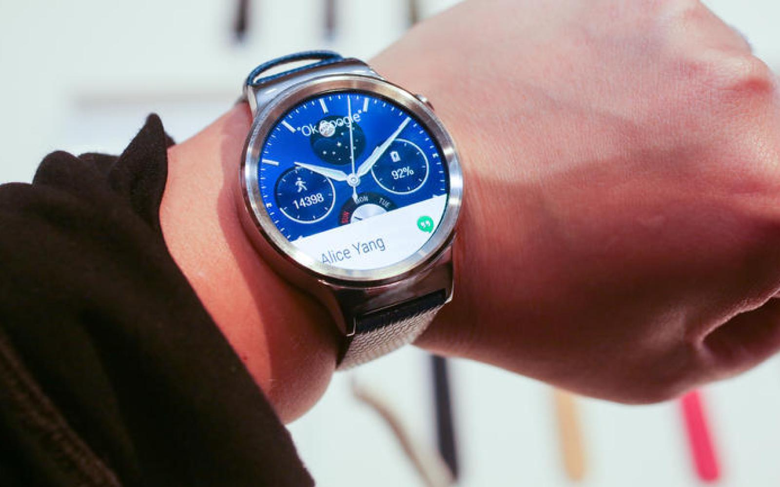 Huawei Watch said to be delayed until September or October