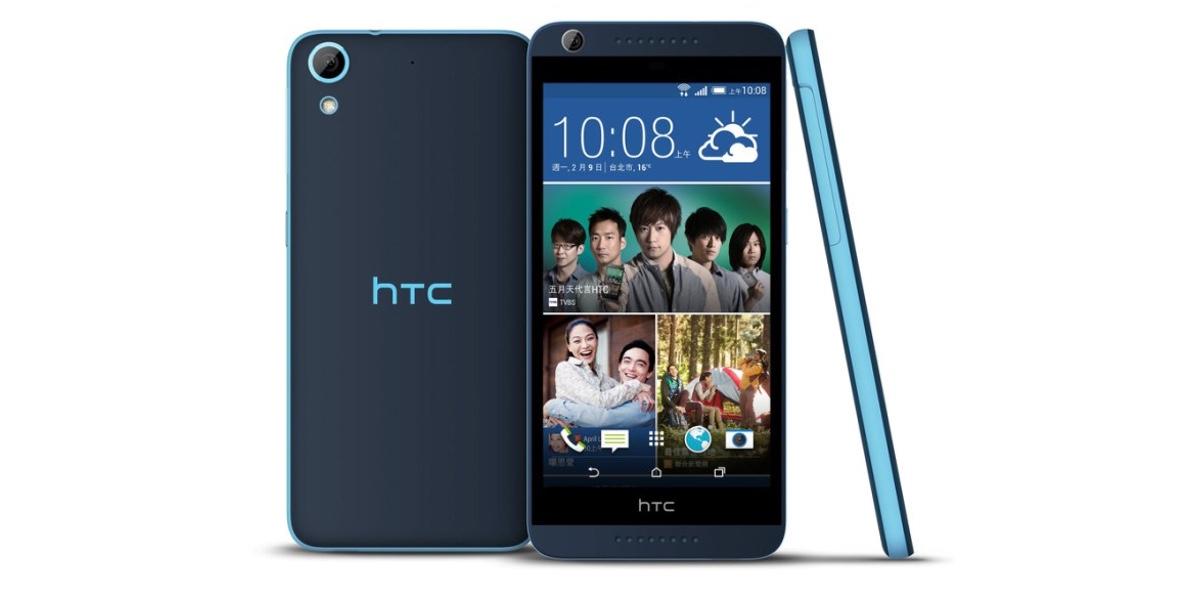 HTC Desire 626 landing in the UK soon