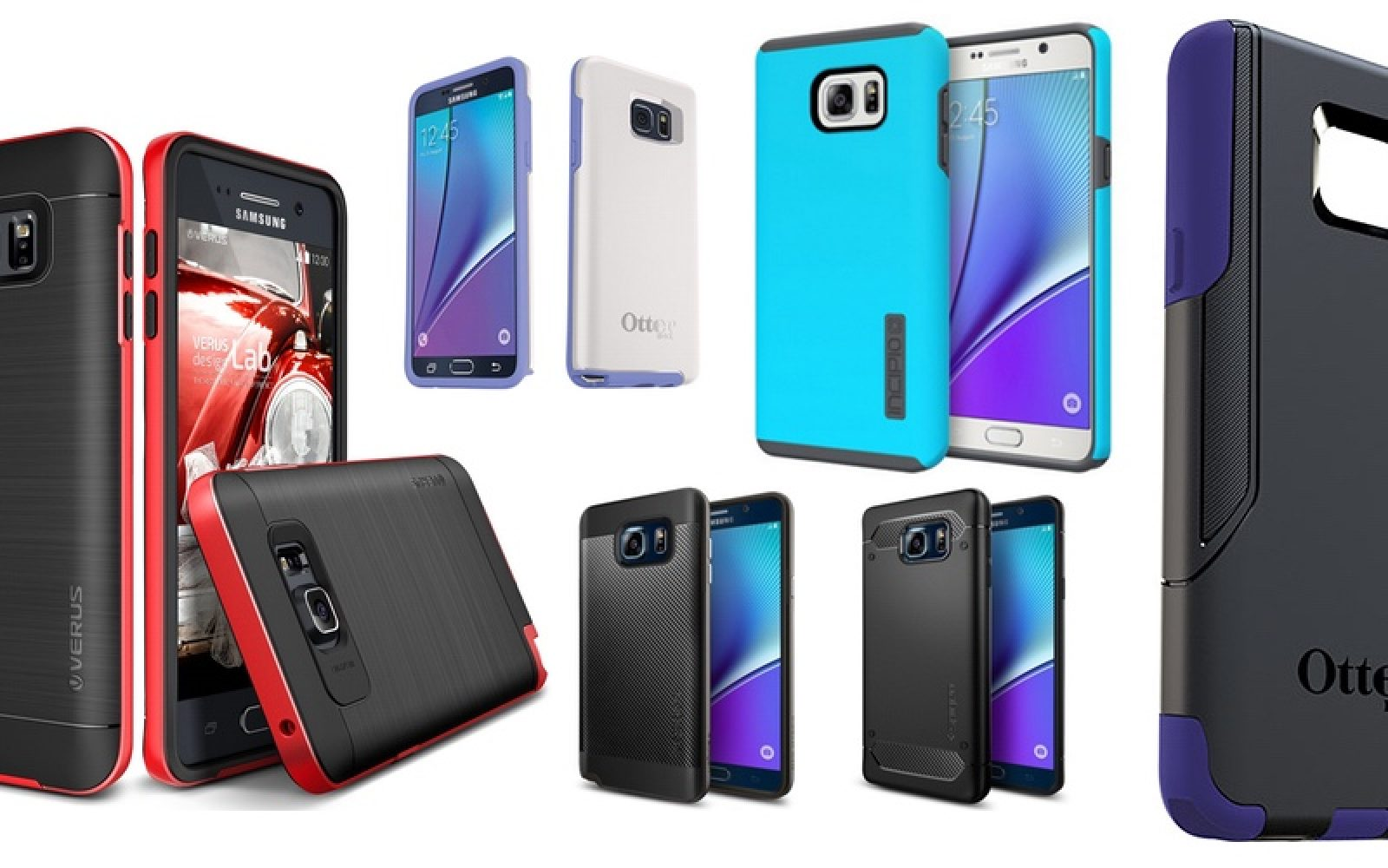 competitive price 910fa e486a Best Samsung Galaxy Note 5 and Galaxy S6 Edge+ cases already ...