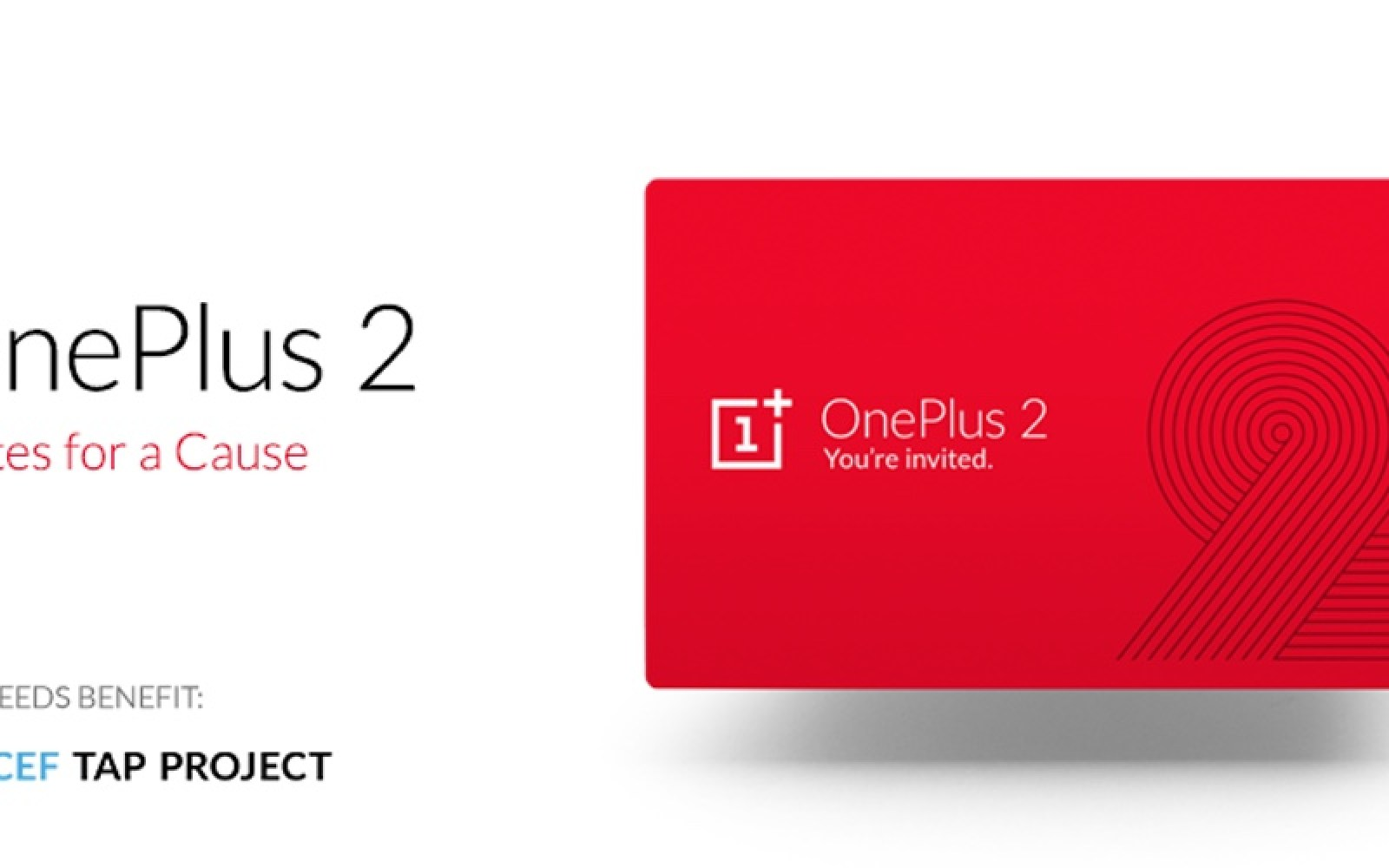 OnePlus auctioning OnePlus 2 invites on eBay for charity