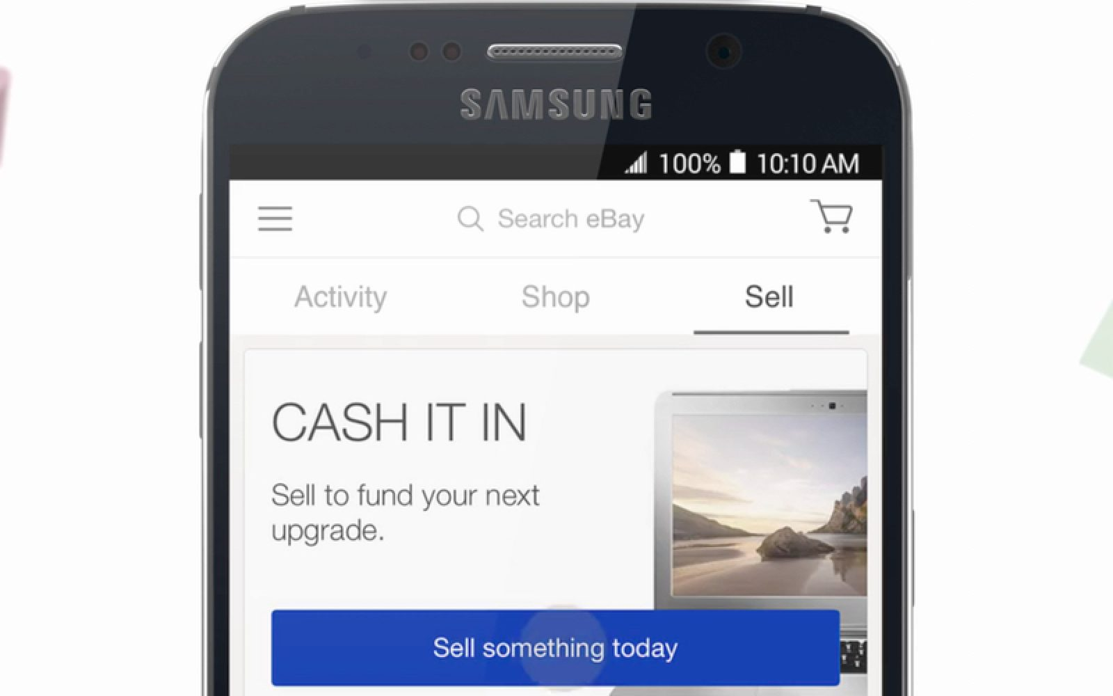 eBay 4 0 arrives on Android, offers simplified selling and