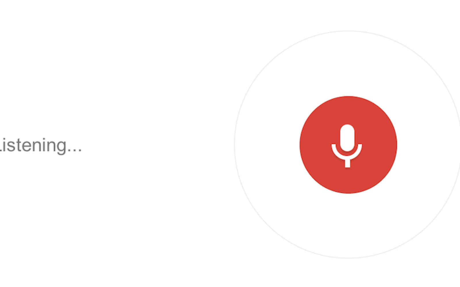 Some users noticing offline voice commands for some