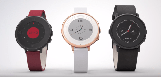 Meet the Lightest & Thinnest Smartwatch: Pebble Time Round - YouTube 2015-09-23 12-17-17