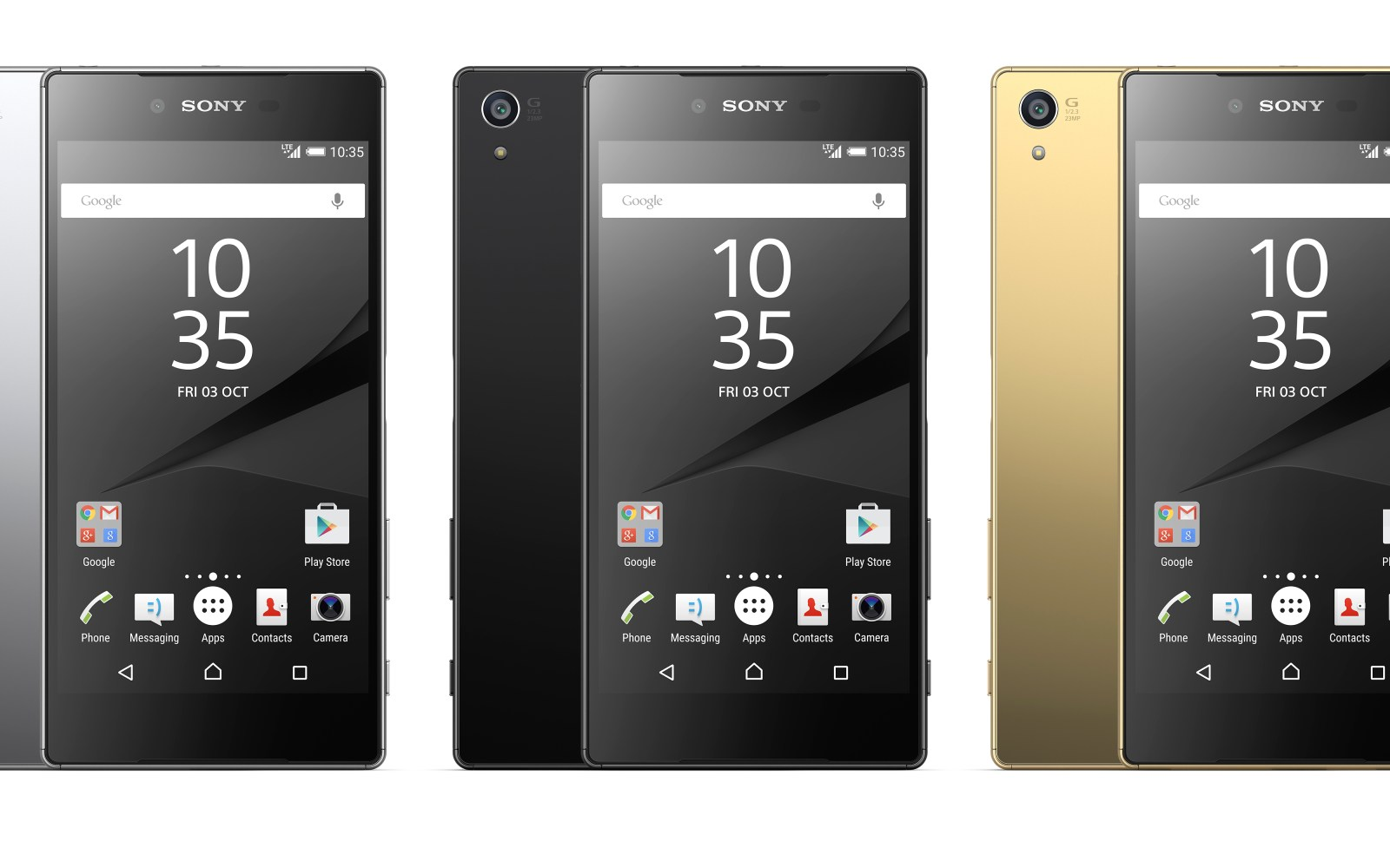 Sony Xperia Z5, Premium and Compact get a healthy price cut before they've even launched