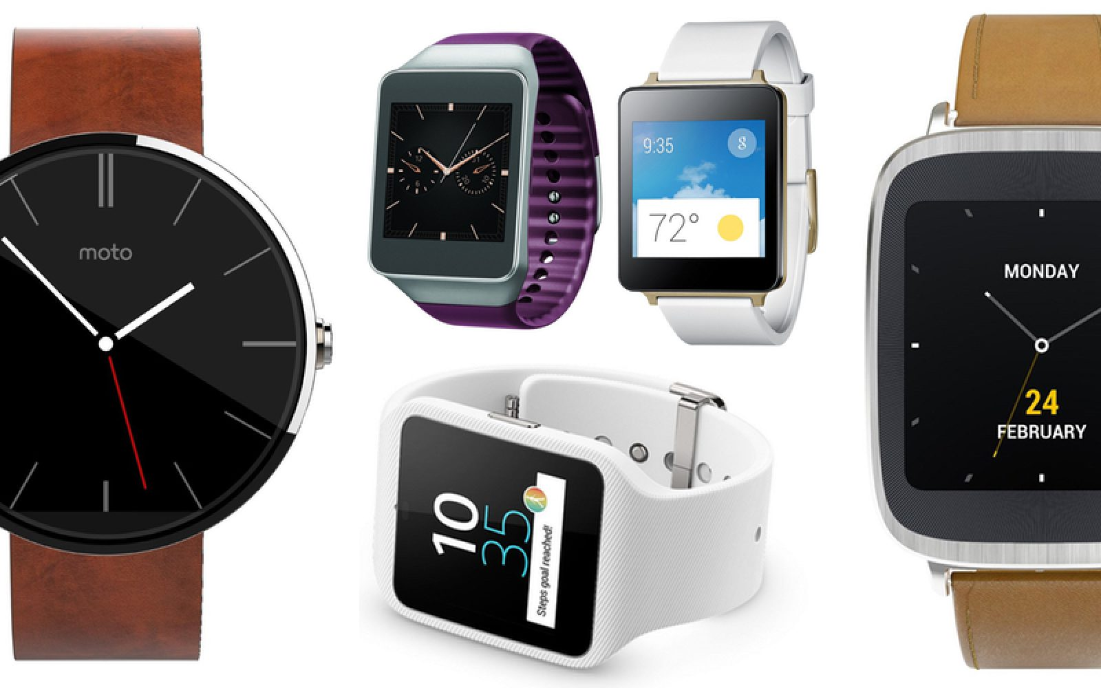 Roundup: Last year's Android Wear watches are a painless and inexpensive way to get in to the platform