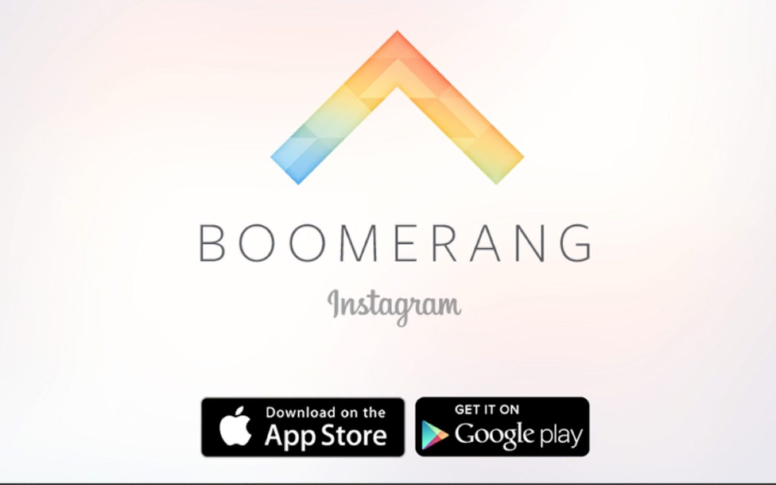Instagram intros Boomerang, a new 1-second video looping app for
