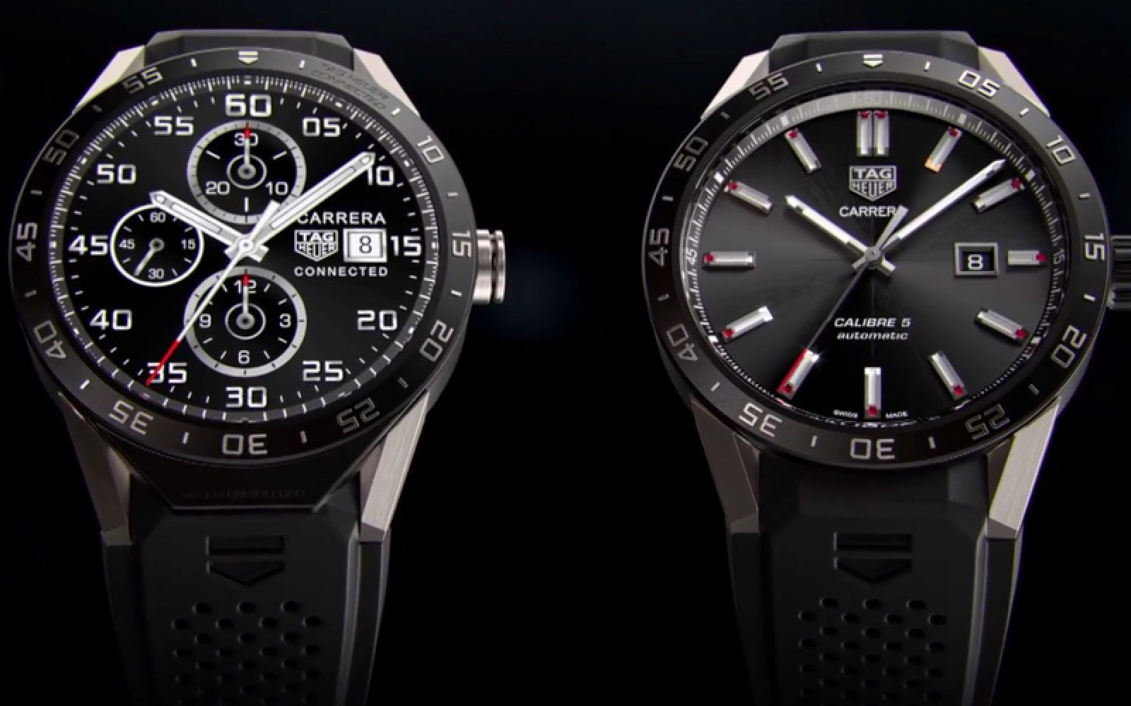 TAG Heuer teases its next Android Wear device ahead of March 14th unveiling