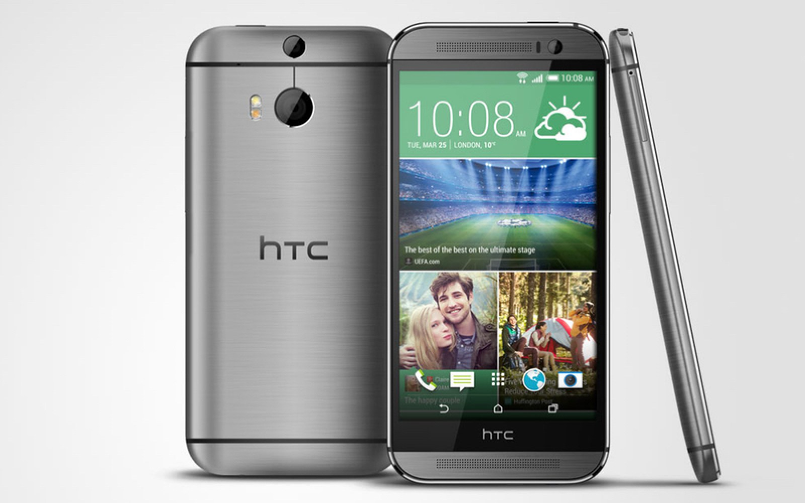 Android Marshmallow update for unlocked HTC One M8 rolling out today
