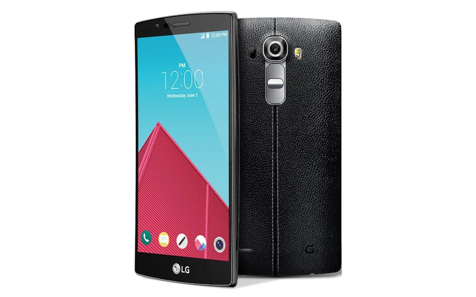 LG G4 - 9to5Google