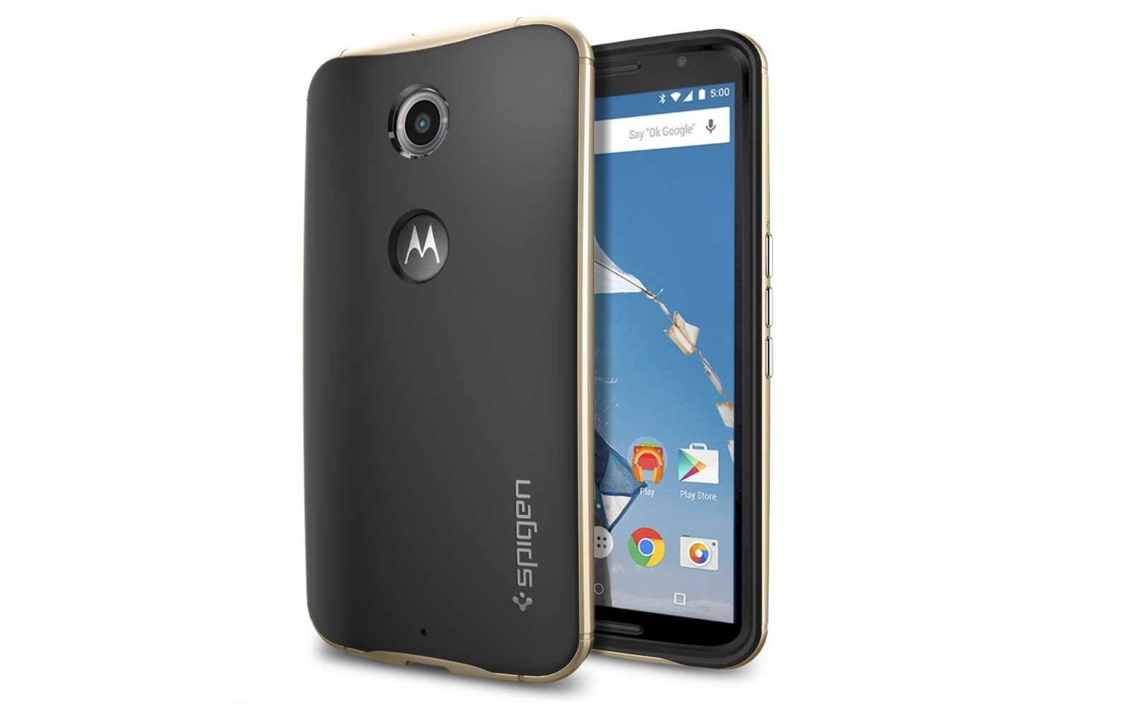 new product 298d3 d706e Deal: Spigen Hybrid/Wallet/Thin Fit Nexus 6 cases from $3.50 shipped ...