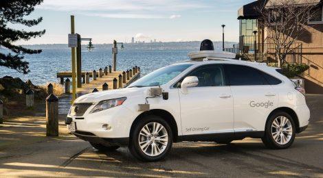 self-driving car Kirkland
