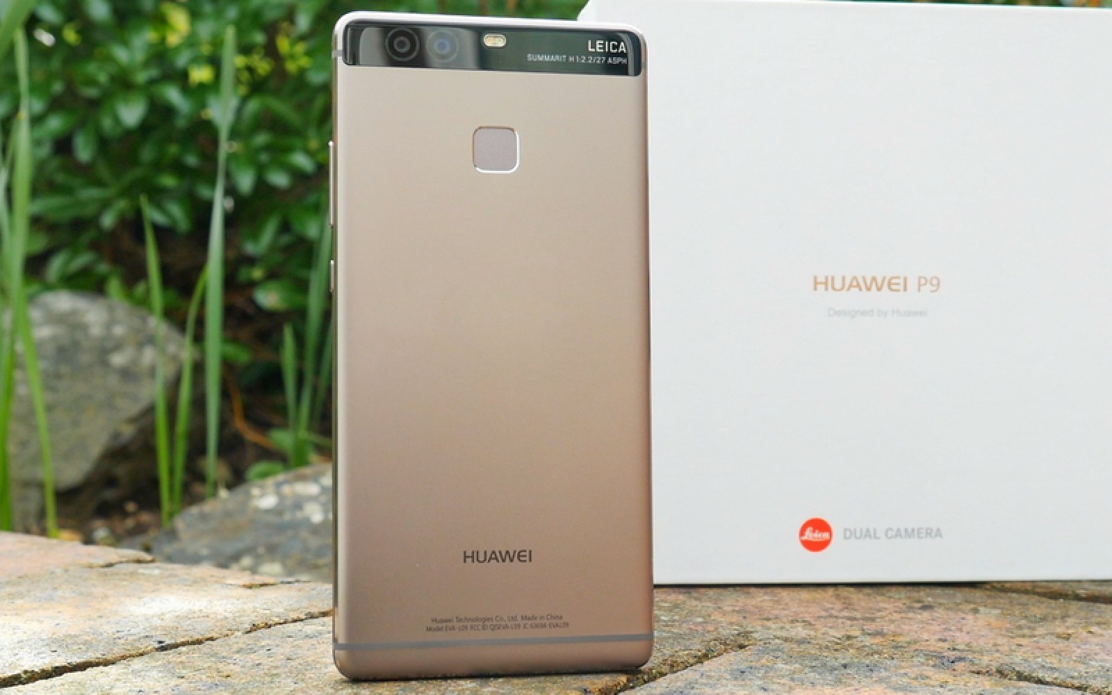 Huawei's P9 flagship is launching with P2i liquid repellant nanotechnology