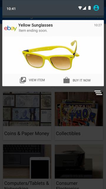 eBay Android VI