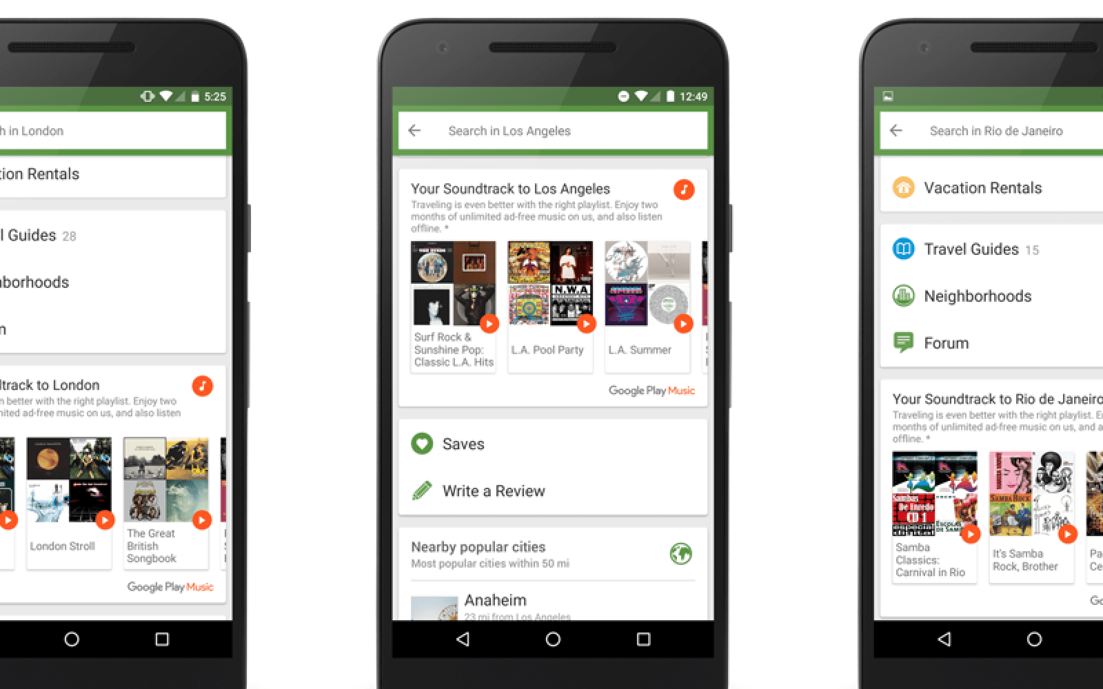 Get two months free Google Play Music premium by using