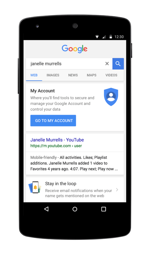 android how to delete my google account settings