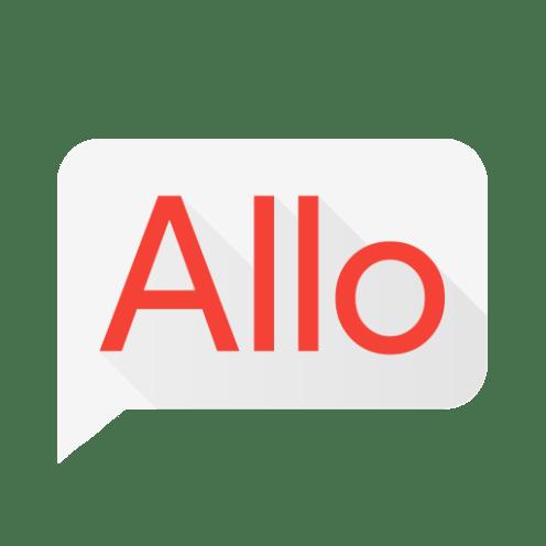 Allo (before)
