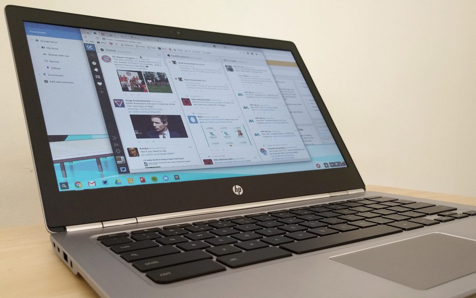 Review: HP Chromebook 13 is a Pixel-like Chrome OS laptop without the premium price