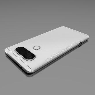 LG V20 Render - 3