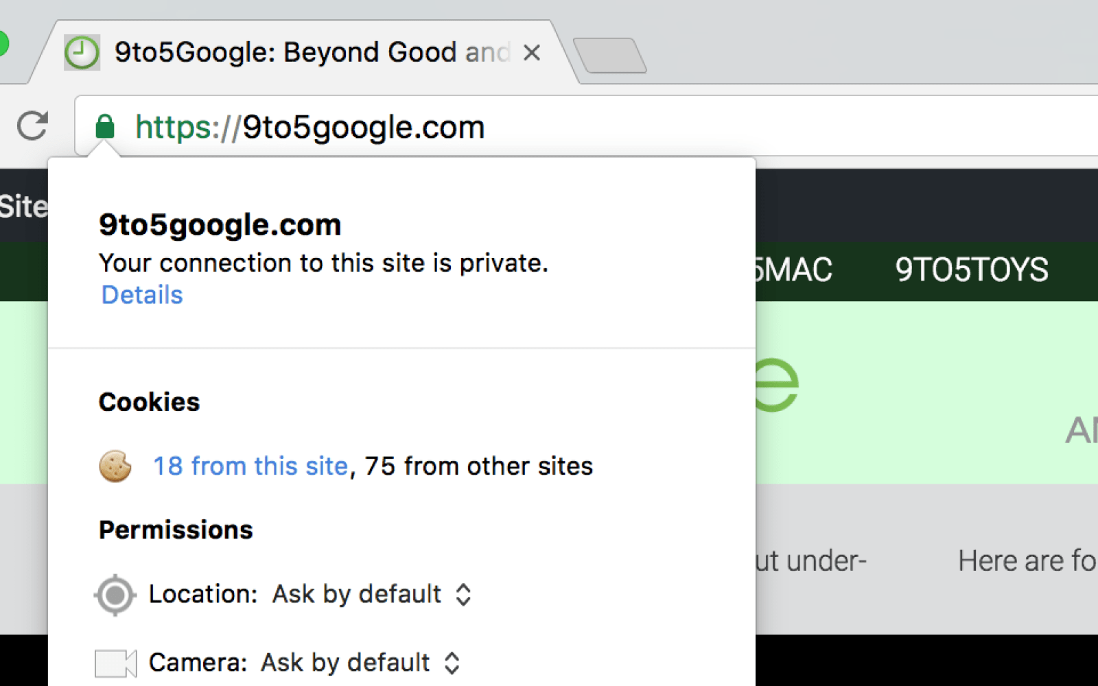 Chrome to mark all HTTP sites as 'Not Secure,' transition