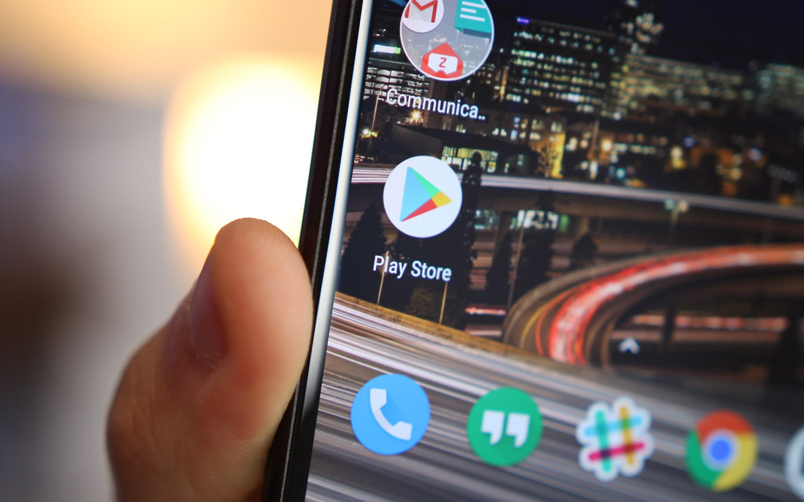 Google is testing a refreshed Play Store UI and it's now appearing for some users