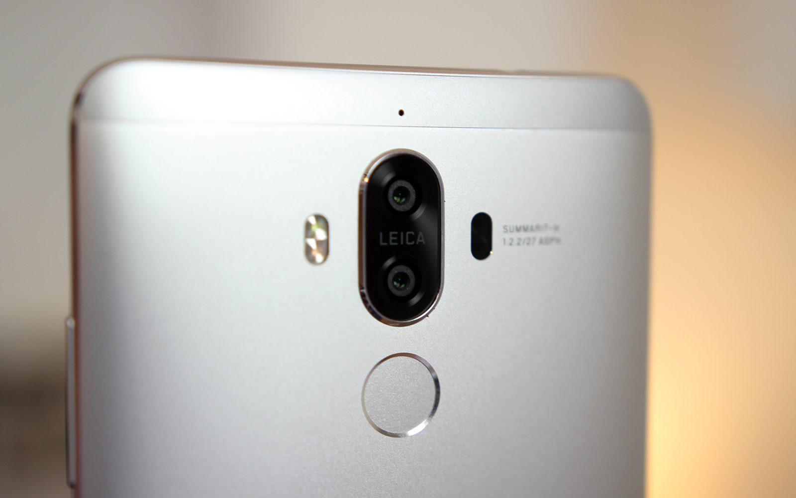 Huawei Mate 9 is the first phone w/ Amazon Alexa pre