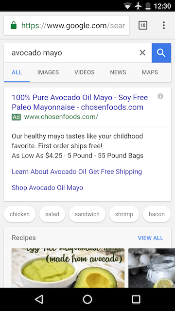 google-tests-new-mobile-recipe-search-1
