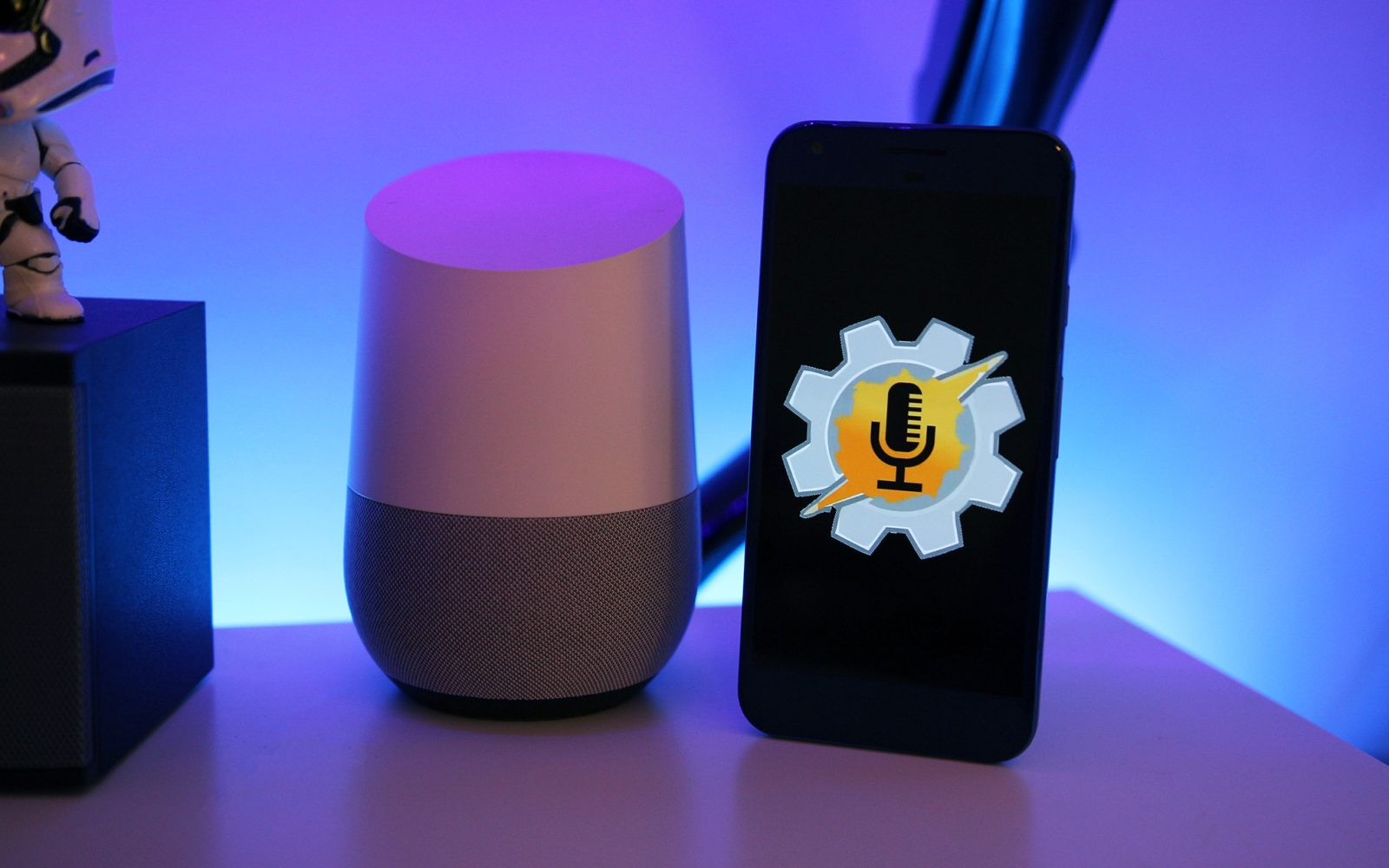 AutoVoice for Google Home brings fully custom commands to