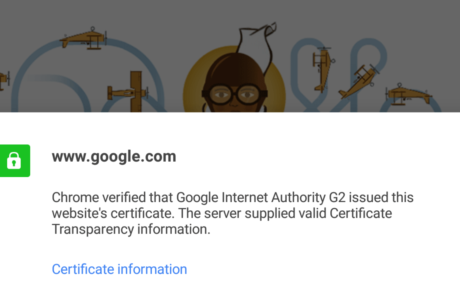 Google Is Now Operating Its Own Root Certificate Authority To