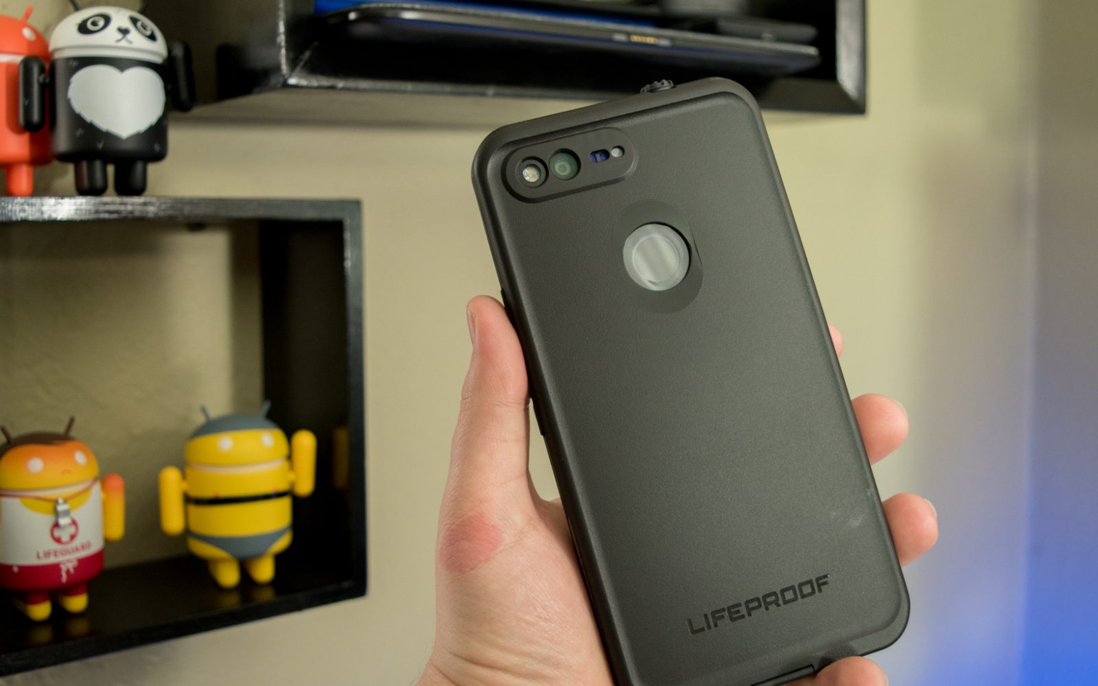 promo code f7fef edbc8 Hands-on: The FRE LifeProof case is great for protecting your Google ...