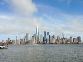 LG G6 Standard Lens New York City Skyline