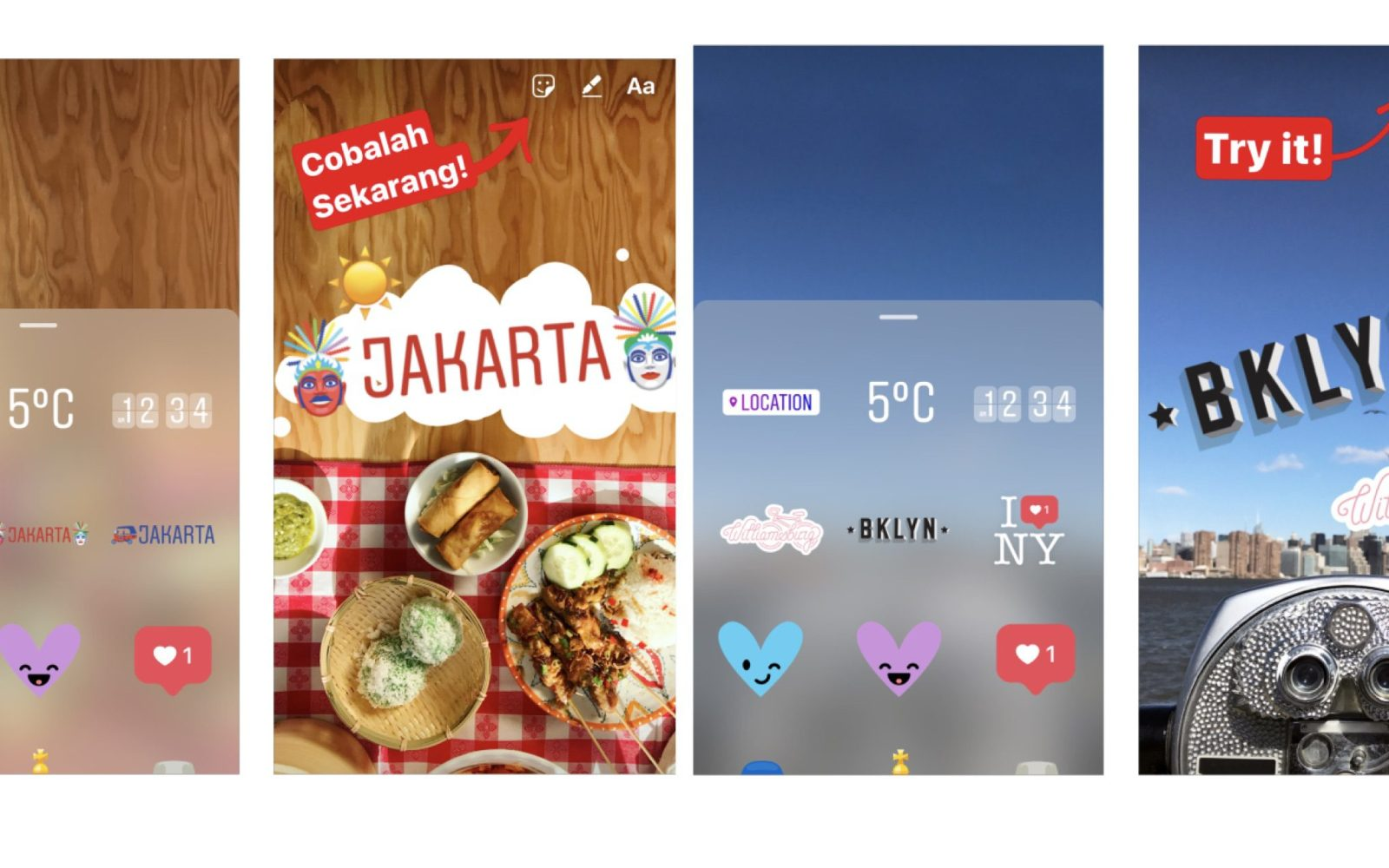 Instagram updates stories feature with support for snapchat like instagram updates stories feature with support for snapchat like geostickers ccuart Image collections