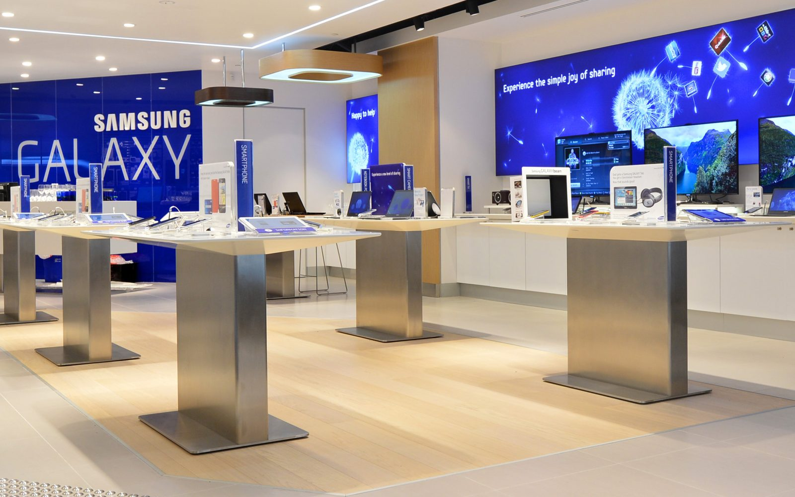 Image result for samsung store