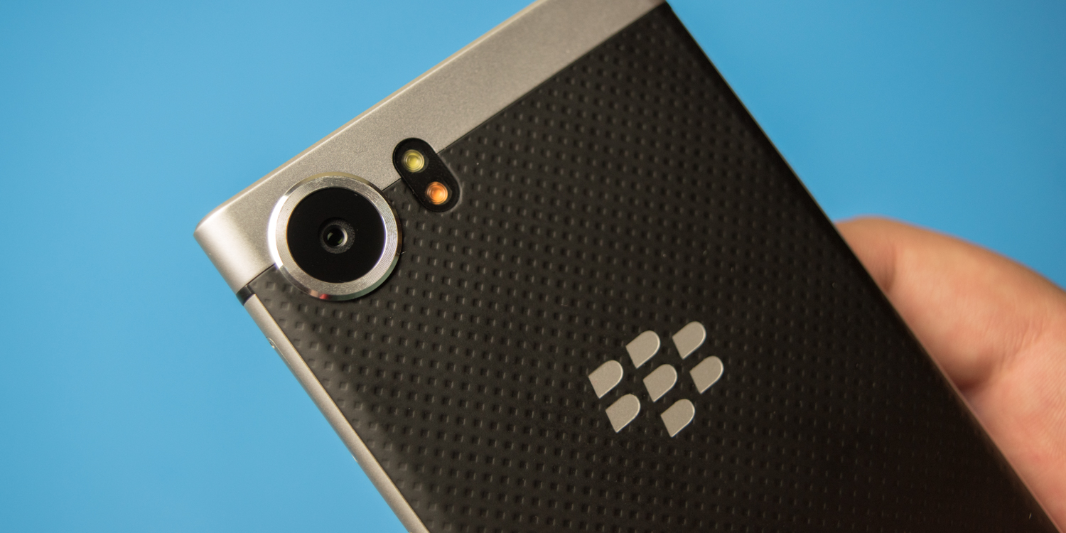Leaked Blackberry Keyone Model Ditches The Silver Trim For A Fully Black Color Option