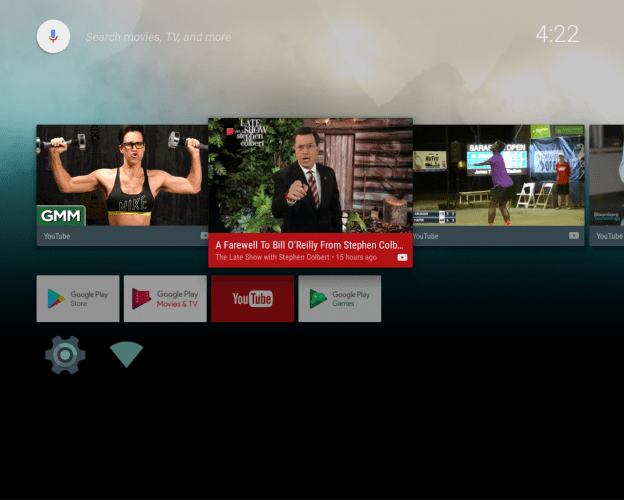 Android TV builds based on Nougat are now available for the