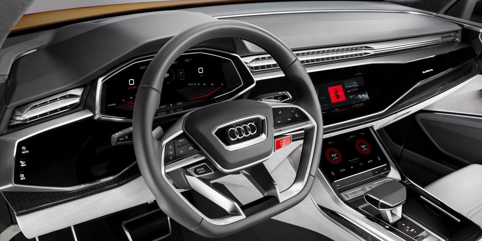 Android Cars At Google IO Audi And Volvo Bringing Android To - Google audi car