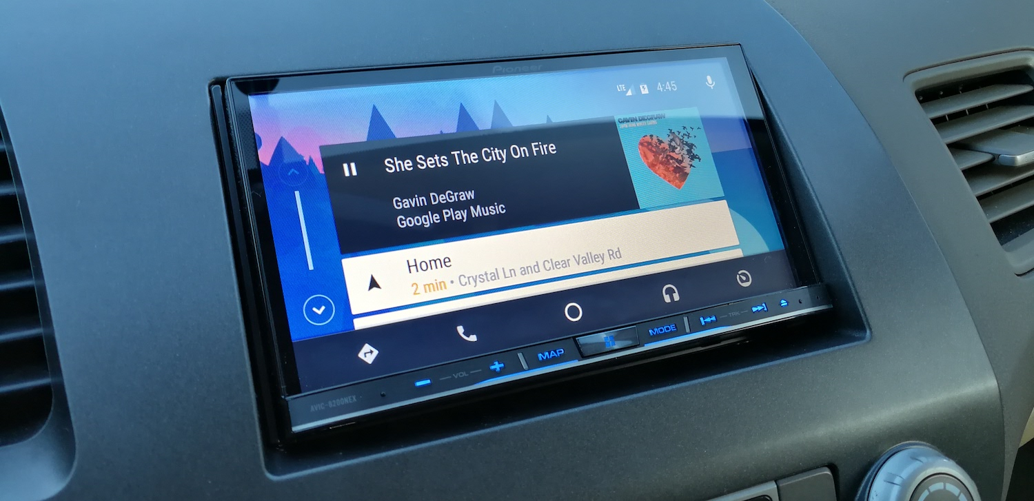 Pioneer Announces New Semi Affordable Android Auto In Dash Units 2005 Jeep Grand Cherokee Double Din