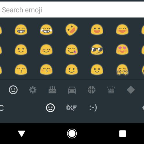 Old Emoji